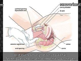 ass fingering-fingering-massage-pussy-workout