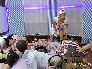 gangbang-nurse-orgy