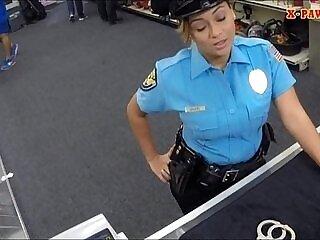 big boobs-boobs-huge tits-officer-perverts