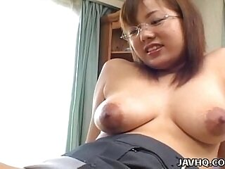 babe-busty-girl-japanese-office-uncensored