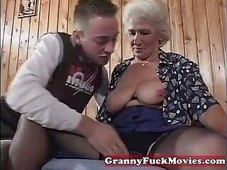 dick-grandma-love