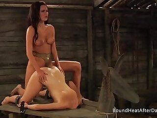 bondage-lesbian-painful sex-pleasure-submissive