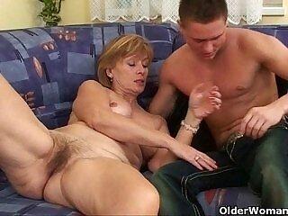 cock-cum-grandma