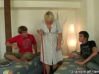 fuck-granny-old and young