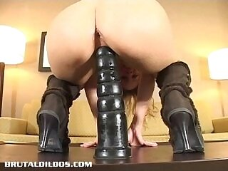 black-blonde-busty-dildo-juggs-xxx
