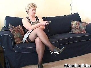 cock-grandma-masturbation-old and young
