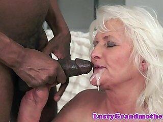 cum-cum in mouth-granny-interracial-love-mouth