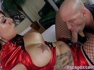 amazing-big tits-mistress-rimming-xxx-tits