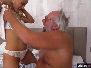 ass-cum-fingering-grandpa-jerking-kissing