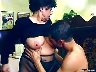 girl-granny-old and young-sexy