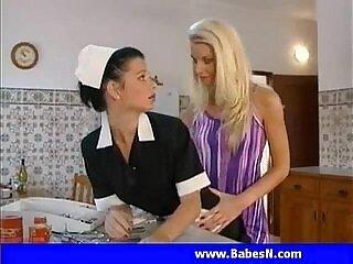 lesbian-maid-xxx