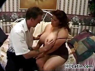 busty-chubby-latin-mature-older woman-pounding